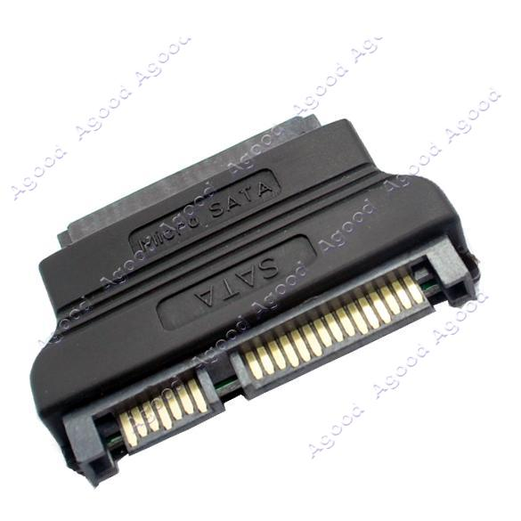 SSD-HDD-1-8-7-9-Pin-Micro-SATA-to-7-15-Pin-SATA-Convertor-Adapter-Black