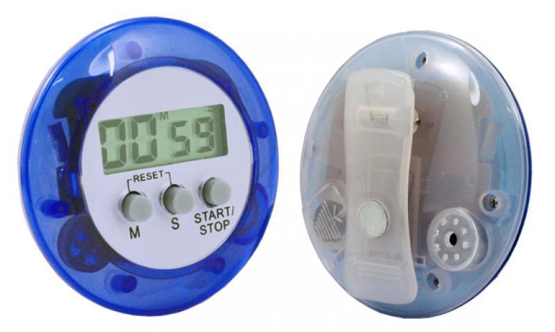 1201 3 [Gadget!] LCD Eieruhr Kühlschrankmagnet nur 1,39 € inkl. Versand