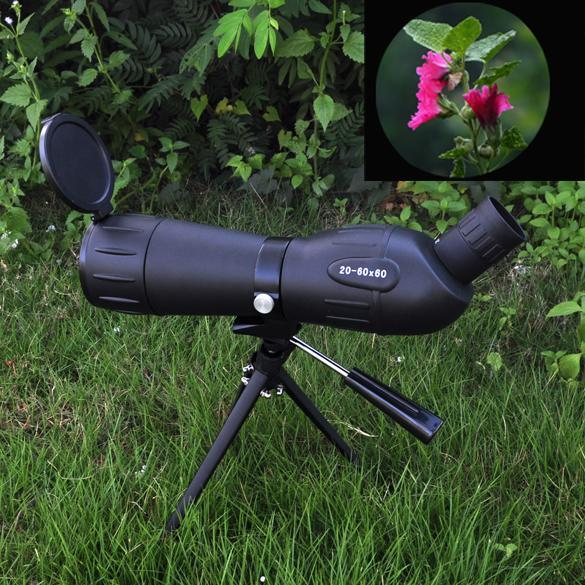 20-60x60-Zoom-High-Quality-Precision-Spotting-Scope-Telescope-Tripod-Monoculars