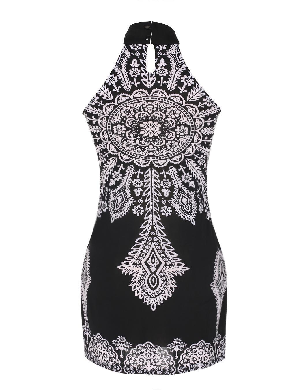 оптом сексапильное платье чёрного безрукавов.