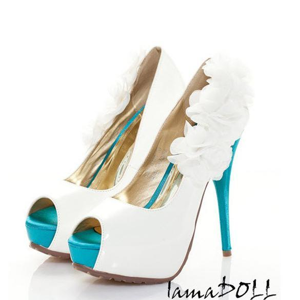 Sexy-Top-Fashion-Woman-Pump-Platform-Stiletto-Super-Flower-High-Heel-Slim-Shoes